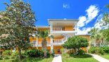 View of our condo block - our Platinum rated condo in on the top floor from Grand Bahama 2 Condo for rent in Orlando