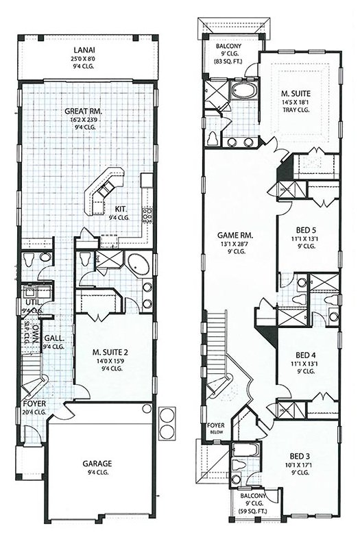 Crestview 2 Floorplan