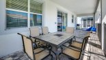 Maui 9 Villa rental near Disney with Pool deck seating complete with free BBQ for you to use