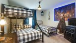 Townhouse rentals in Orlando, check out the Harry Potter themed bedroom 3