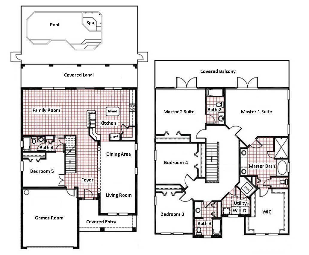 Nottingham 1 Floorplan