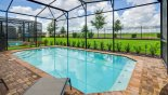 Villa rentals near Disney direct with owner, check out the Sunny west facing pool with open views