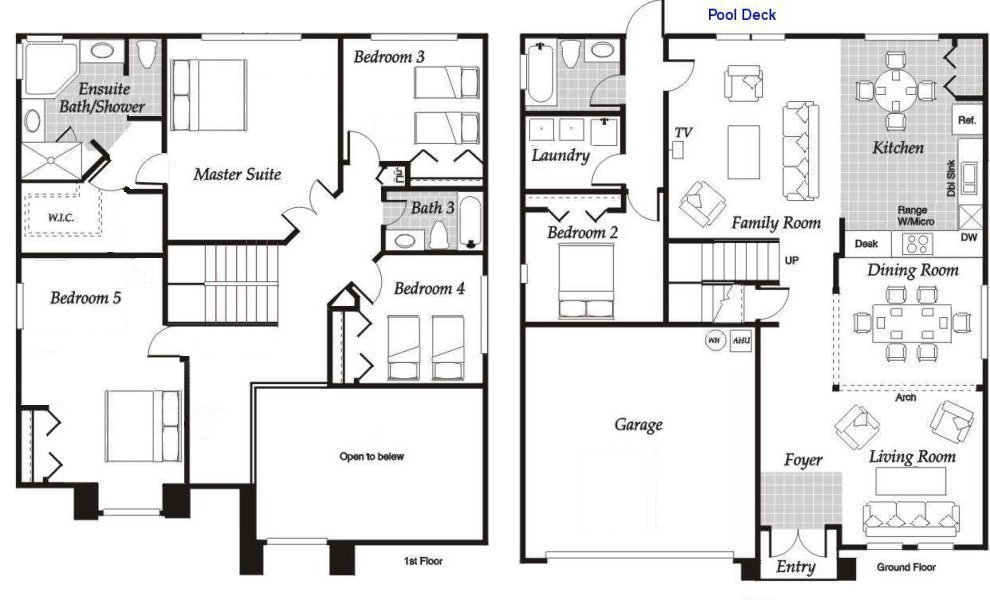 Birchwood 1 Floorplan