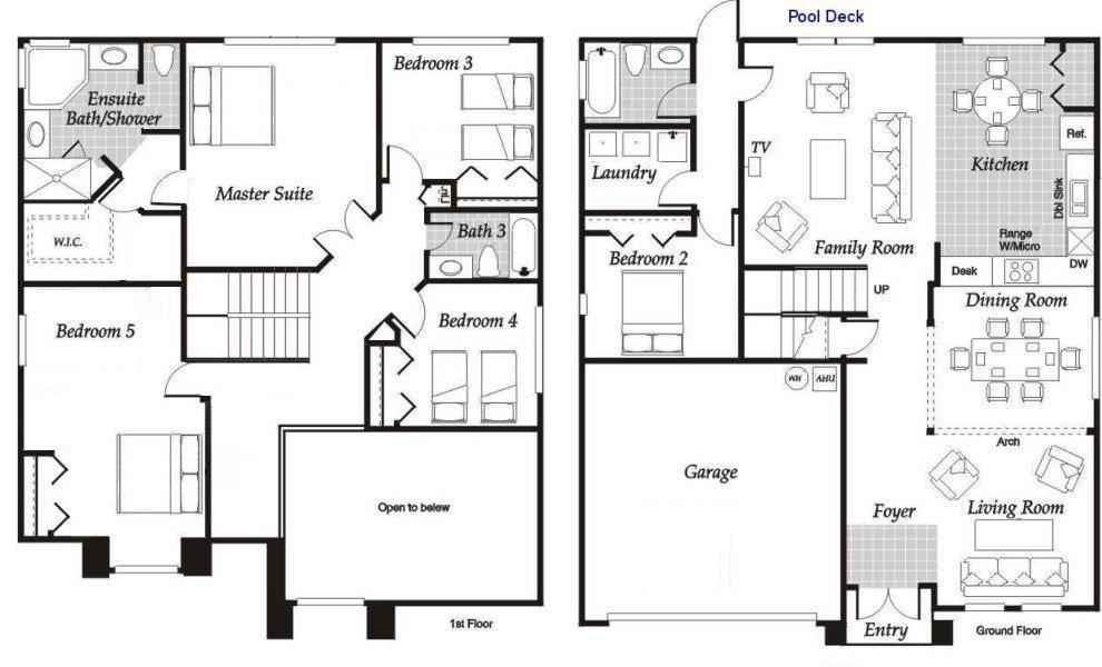 Birchwood 1 Floorplan