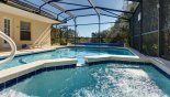 Orlando Villa for rent direct from owner, check out the Looking out towards the conservation area