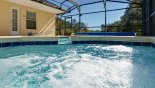 Gulf Breeze + 1 Villa rental near Disney with Enjoy yourself in the relaxing Jacuzzi spa