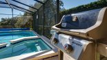 A Weber BBQ for your enjoyment from Gulf Breeze + 1 Villa for rent in Orlando