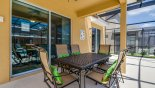 Spacious rental Solterra Resort Villa in Orlando complete with stunning Alfresco dining is a must in Florida