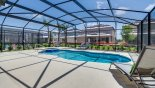 Orlando Villa for rent direct from owner, check out the Pool deck gets the sun all day with 3 sun loungers to enjoy the sun