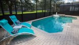 Spacious rental Windsor Hills Resort Villa in Orlando complete with stunning View of pool & spa