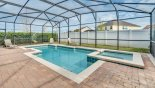Tahiti 2 Villa rental near Disney with Private enclosed north-east facing pool & spa
