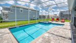 Villa rentals near Disney direct with owner, check out the Private enclosed east facing pool