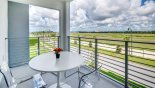 Condo rentals in Orlando, check out the Balcony with vast open views