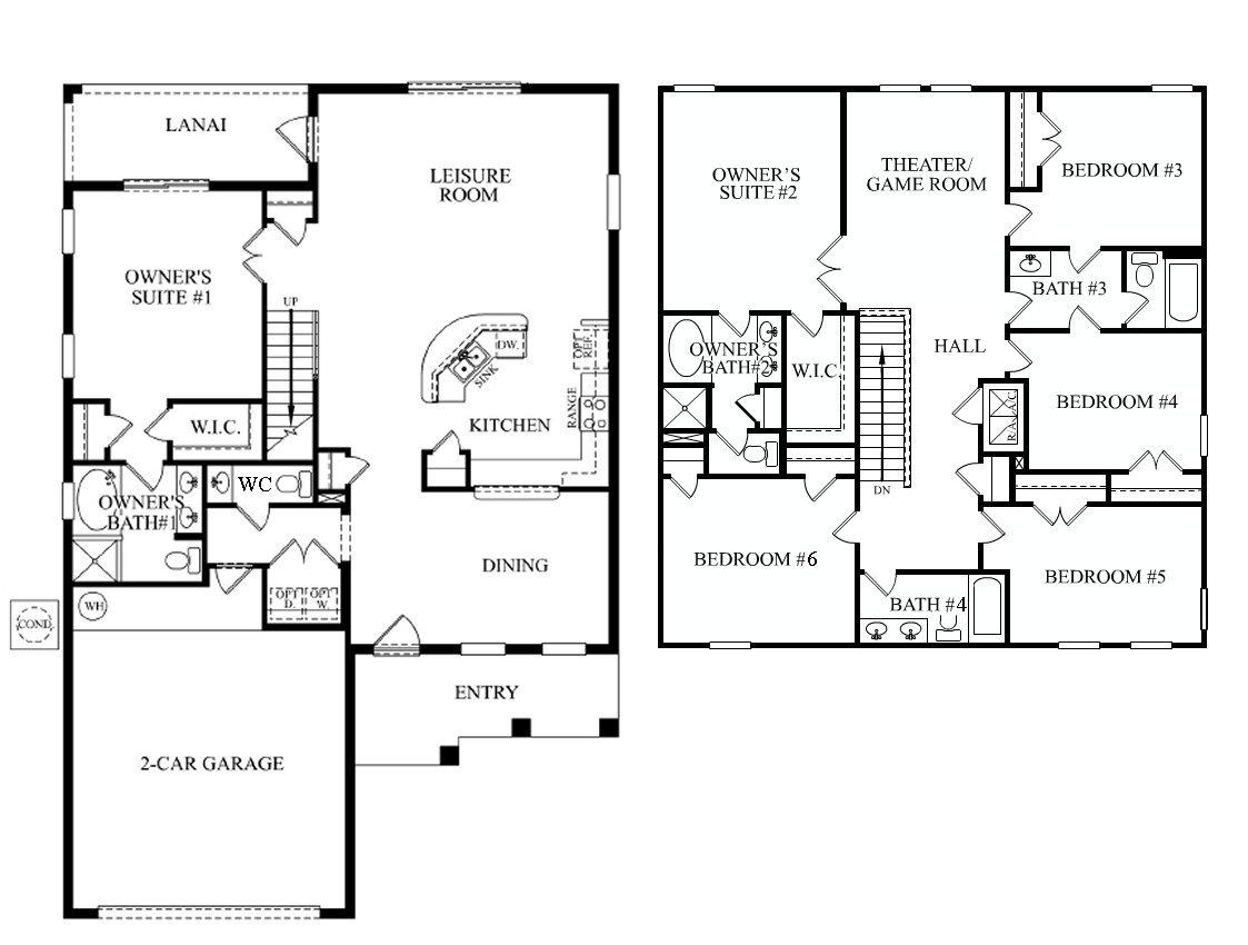 St Croix 1 Floorplan