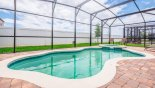 Villa rentals near Disney direct with owner, check out the Large pool gets the sun all day
