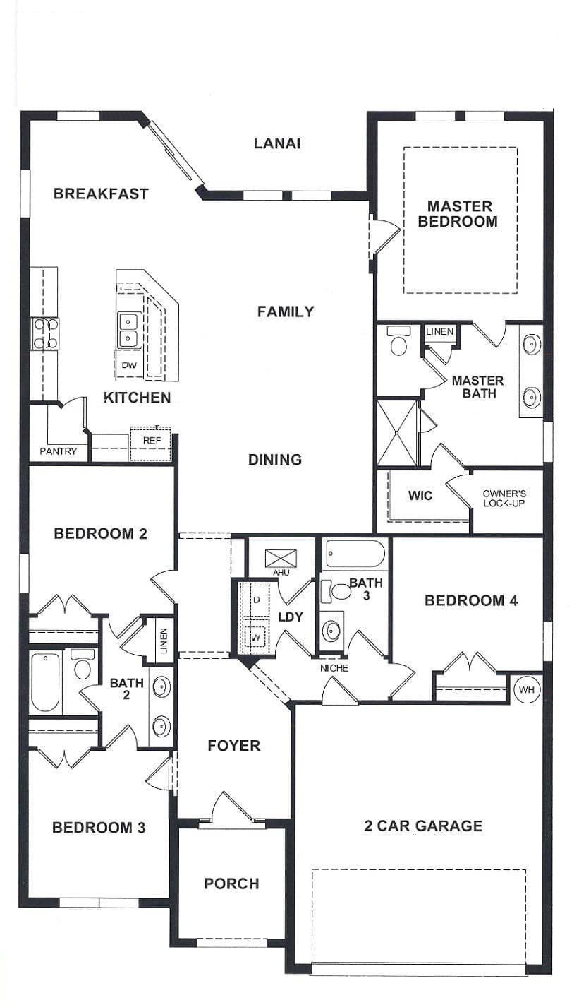 Jessop 2 Floorplan