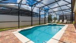 Private south facing pool & spa - www.iwantavilla.com is your first choice of Villa rentals in Orlando direct with owner