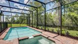 Villa enjoys a pie shaped plot so no near neighbours either side from Windsor at Westside rental Villa direct from owner