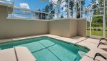 Beach Palm 15 Townhouse rental near Disney with Sunny west facing pool with conservation views