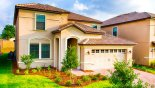 Villa rentals in Orlando, check out the Exterior view from street
