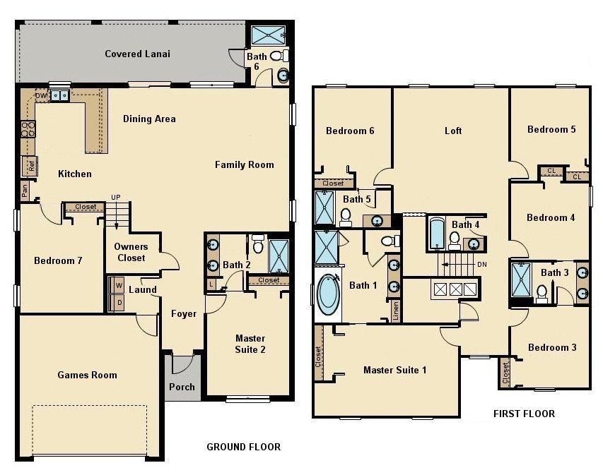 Fiji 11 Floorplan