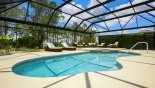 Orlando Villa for rent direct from owner, check out the Saltwater pool & spa which is much gentler on the eyes and skin