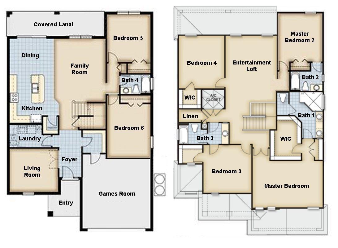 Wellington 1 Floorplan