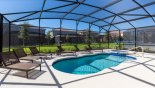 Atlantic 1 Villa rental near Disney with Pool deck gets the sun all day