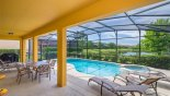 Villa rentals in Orlando, check out the You could never get bored of that view