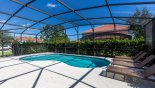 Cape Coral 3 Villa rental near Disney with Pool deck with 4 sun loungers