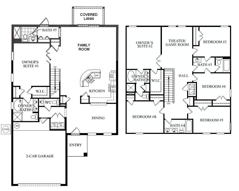 St Croix 2 Floorplan
