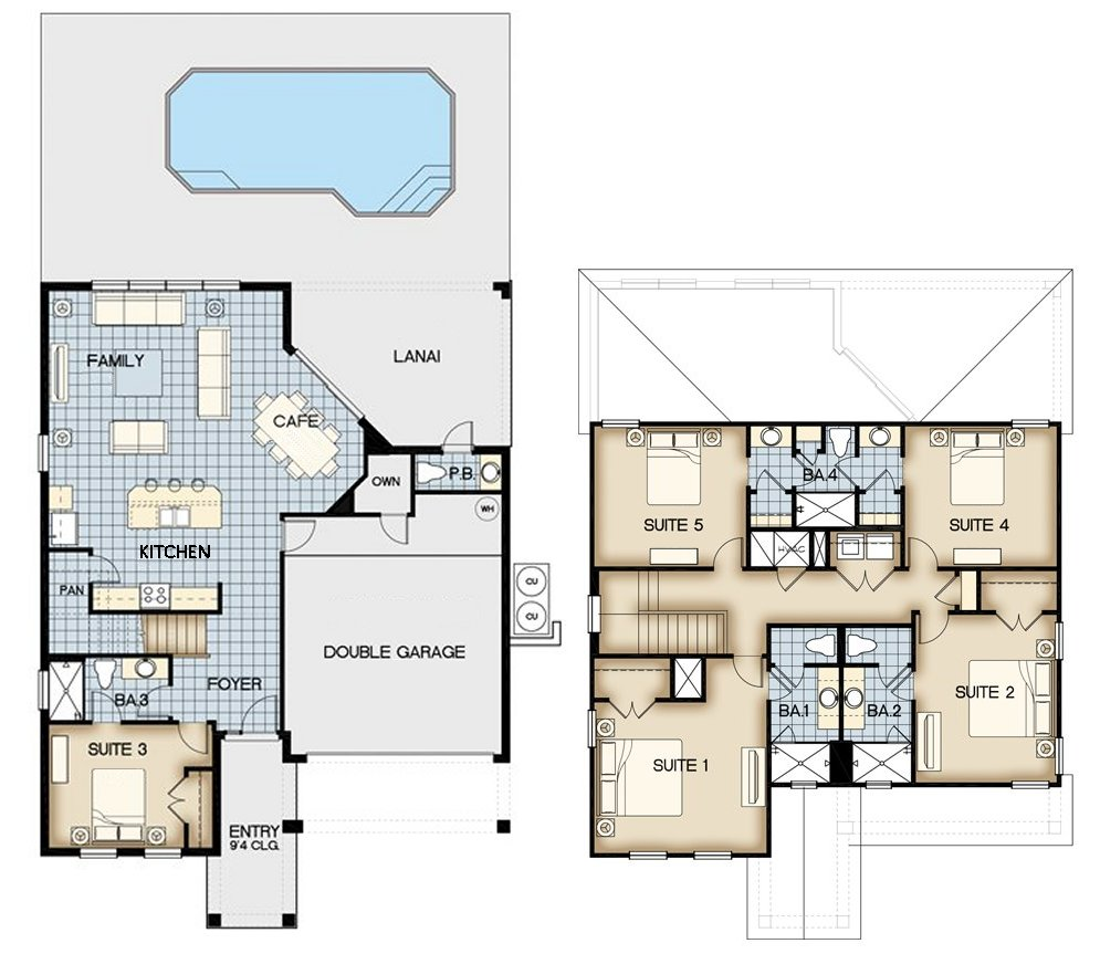 Rimini 1 Floorplan