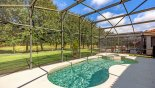 Naples Beach 3 Villa rental near Disney with Sunny north-west facing pool & spa with conservation views