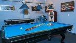 Bimini 5 Villa rental near Disney with Games room with pool table, air hockey soft-tip dartboard and jukebox