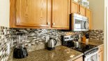 Fully equipped kitchen - you won't need for anything from Monticello 5 Villa for rent in Orlando