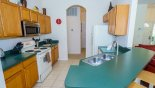 Springtree 2 Villa rental near Disney with Fully fitted kitchen with everything you need provided