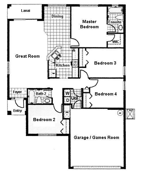 Springtree 2 Floorplan