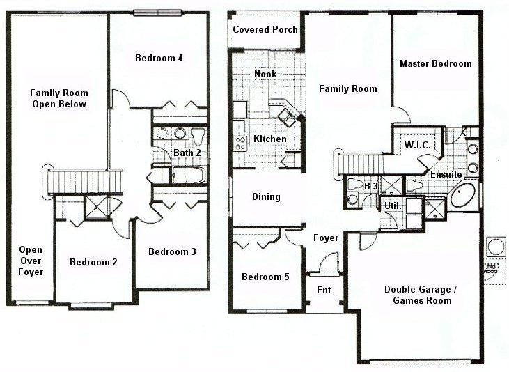 St Vincent Sound 5 Floorplan
