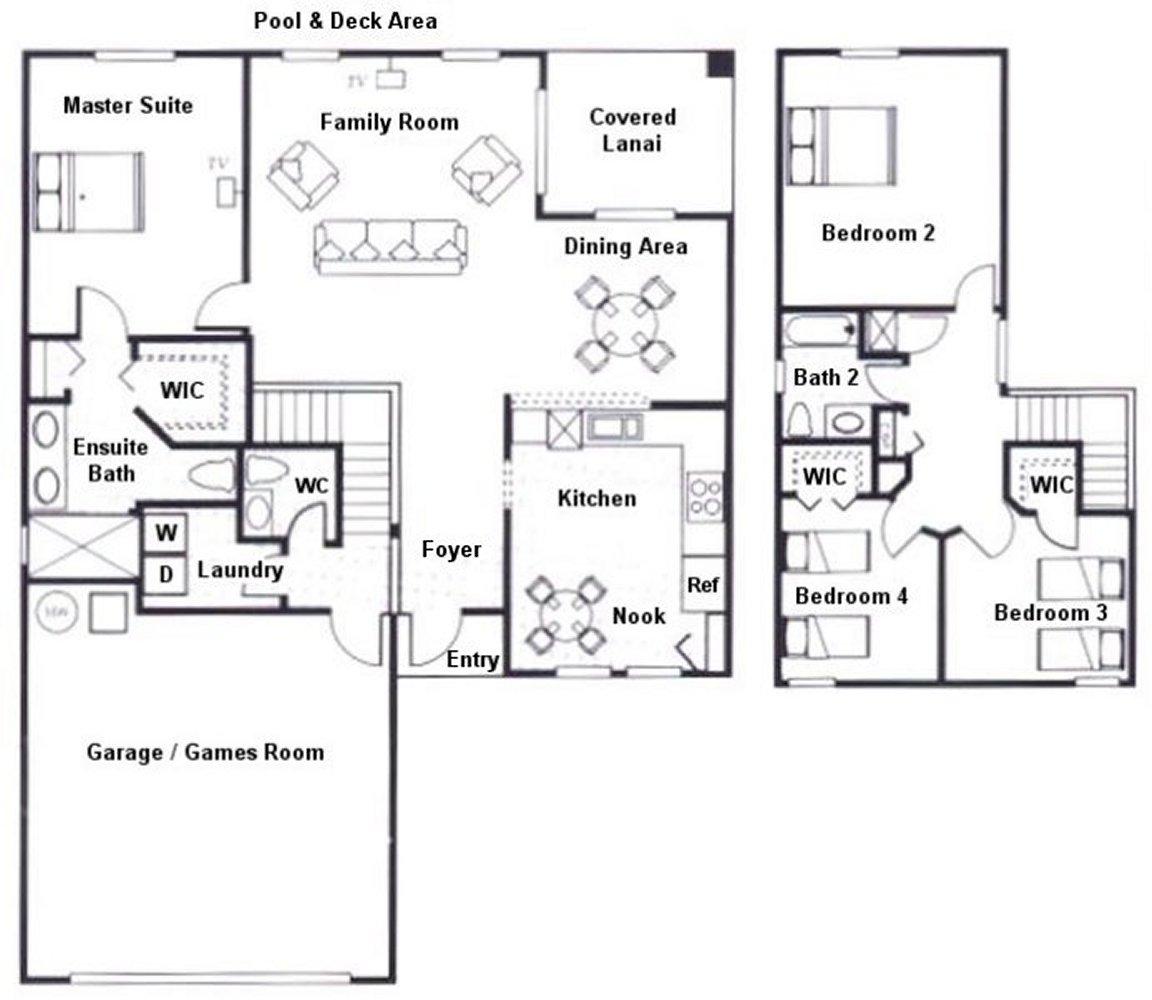 Sandlewood 3 Floorplan