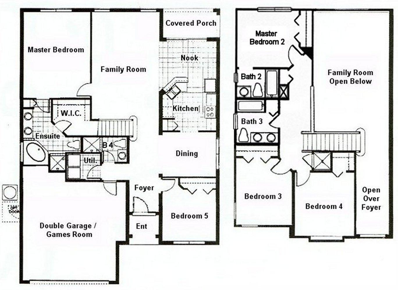 St Vincent Sound 6 Floorplan