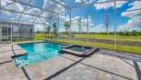 Villa rentals near Disney direct with owner, check out the Extended pool deck gets the sun all day