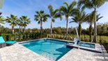 Orlando Villa for rent direct from owner, check out the Stunning views from pool deck