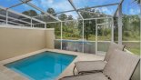 Orlando Townhouse for rent direct from owner, check out the Pool deck with conservation woodland views