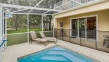 Eliora 5 Townhouse rental near Disney with Pool deck with 2 sun loungers