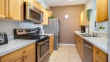 Fully fitted kitchen with quality appliances - www.iwantavilla.com is your first choice of Condo rentals in Orlando direct with owner