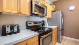 Condo rentals near Disney direct with owner, check out the Fully fitted kitchen with everything you need provided