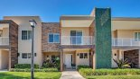 View of townhouse from street with this Orlando Townhouse for rent direct from owner