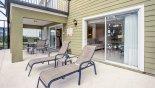 Casa Marina 1 Villa rental near Disney with Sliding patio doors lead to family room