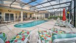 Brentwood 11 Villa rental near Disney with Pool deck with 10 sun loungers