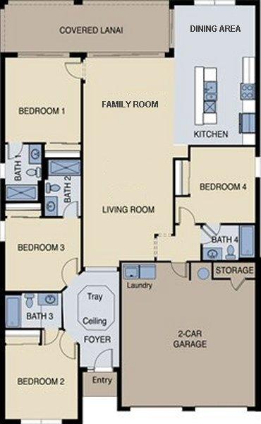 Sheldon 4 Floorplan